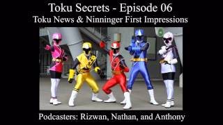 Shuriken Sentai Ninninger First Impressions | Toku Secrets