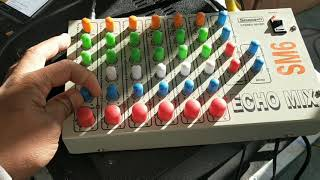 Stranger 6 channel mixer review and testing