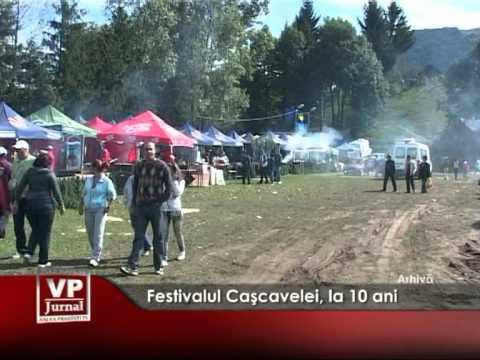 Festivalul Caşcavelei, la 10 ani
