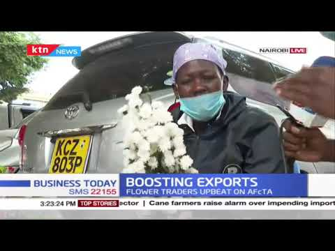 Boosting Exports: Flower Traders upbeat on AFcTA