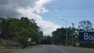 Driving into Ocho Rios | Jamaica