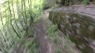 preview picture of video 'Valcamonica, una terra ricca di... percorsi per MTB!'