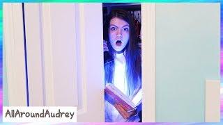 24 Hours Overnight In My Closet! / AllAroundAudrey
