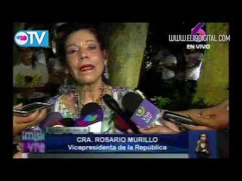 Rosario: Nos comprometemos en servir con la inspiración en los valores cristianos, socialistas y solidarios