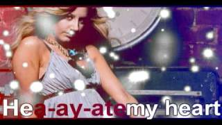 Ashley Tisdale |||  Ate my heart