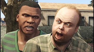 GTA V Franklin kills Lester