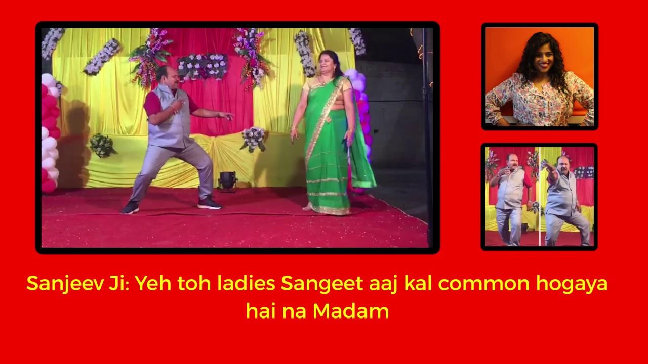 Dancer Uncle Sanjeev | Dabbu | In Conversation With RJ Malishka
