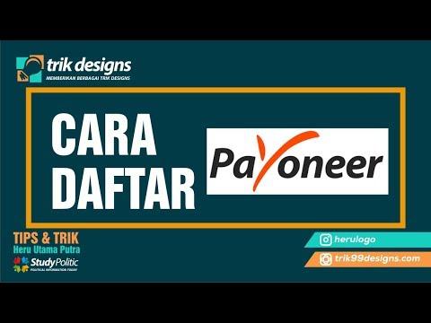 TUTORIAL TATA CARA PENDAFTARAN DI PAYONEER (5 MENIT SELESAI)