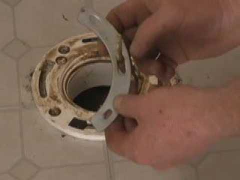 replacing closet bolts — Florida Sportsman