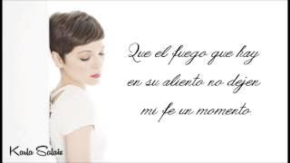 Palomas Blancas - Natalia Lafourcade - Letra / Lyrics