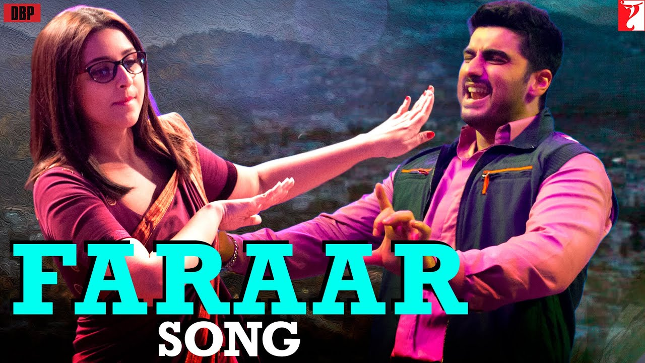 Faraar Hindi lyrics
