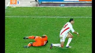 preview picture of video 'Tunisie Vs Pays-Bas, Tunisia vs Netherlands, But de Sayhi Jamal,'