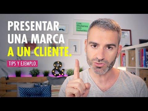 , title : '¿Cómo hacer una presentación a un cliente para vender nuestra propuesta? // Marco Creativo'