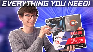 Gaming PC Parts Explained! 😃 A Beginners Guide To Gaming Computer Components!