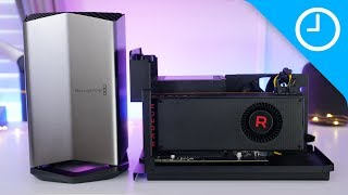 Compared: Blackmagic eGPU vs Razer Core X performance