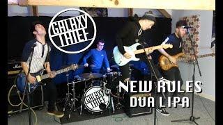 New Rules (Dua Lipa Cover)   Galaxy Thief