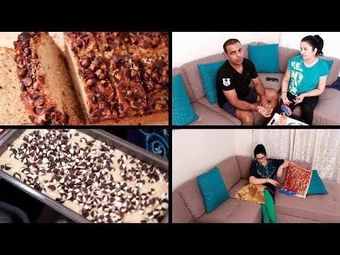 Whole Wheat Banana Bread Recipe | Easy Tea Time Cake