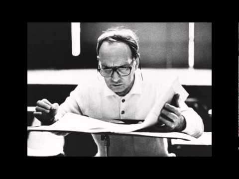 Sauna performed by Ennio Morricone
