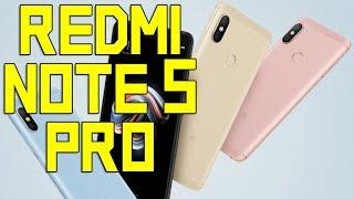 Xiaomi Redmi Note 5 Pro   НОВЫЙ ХИТ ОТ СЯОМИ НА 2018 ГОД!