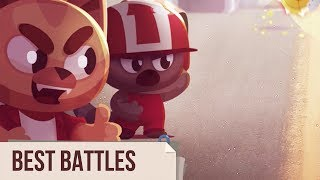 C.A.T.S. — Best Battles #28