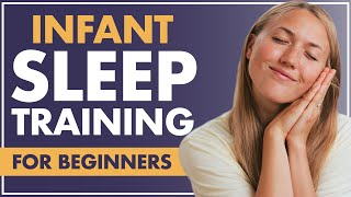 How to Start SLEEP TRAINING | Infant Sleep Tips for Beginners