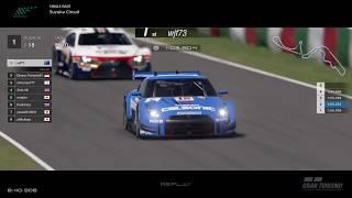 Gran Turismo™SPORT - Suzuka Nissan GTR Gr2 (online race)