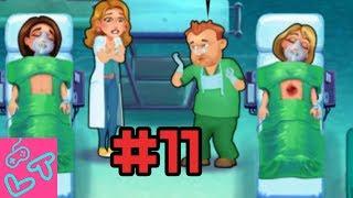 ЧТО-ТО ПОШЛО НЕ ТАК! #11 НЕУДАЧНАЯ ОПЕРАЦИЯ. HEART`S MEDICINE HOSPITAL HEAT