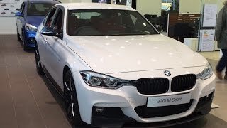 2017 320i M Sport Limited Edtion 3 Series -  Exterior and Interior Walkaround