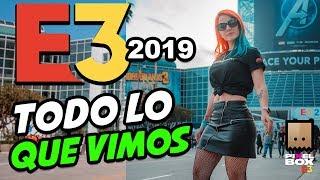 TODO LO QUE VIMOS EN EL E3 2019 - Tour Booth