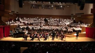 Wandsworth Concert Orchestra & Primary Choir - Consider Yourself