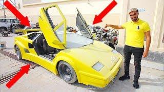 I Bought the Cheapest Lamborghini in Dubai !!!