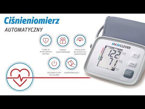 Wytyczne dotyczące nadciśnienia tętniczego u 2016