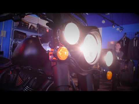 2018 Indian Springfield® Dark Horse in Greensboro, North Carolina - Video 1