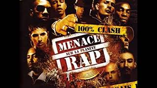 Menace Sur La Planète Rap Vol.1 - 2005 (MIXTAPE)