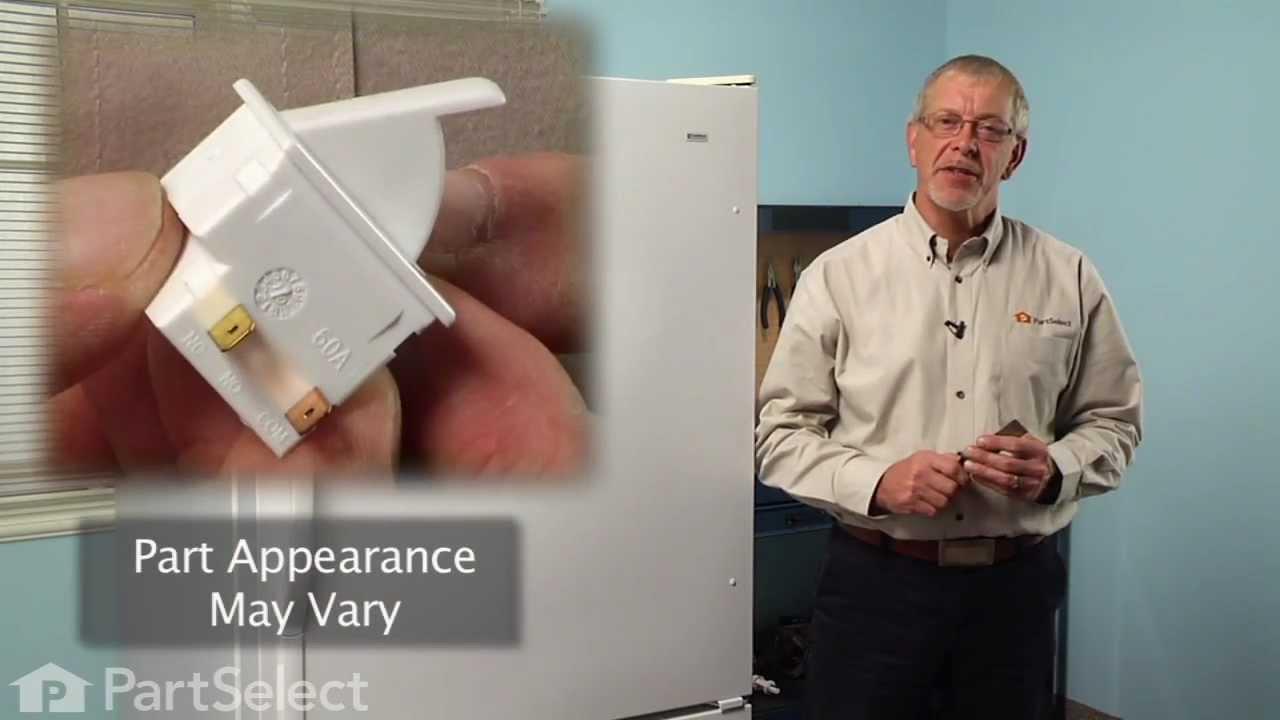 Replacing your Kenmore Refrigerator Refrigerator Door Switch