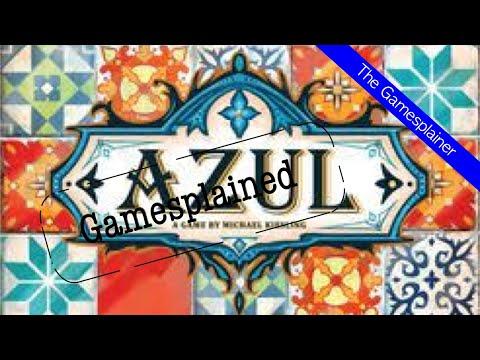 Azul Gamesplained - Part 1