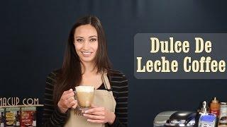 How To Make  Dulce De Leche Coffee | Keurig Coffee Recipes
