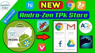 How to download all tpk app and androzen pro on tizen   install