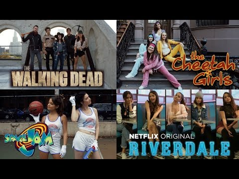 GROUP HALLOWEEN COSTUME IDEAS | Walking Dead, Riverdale + more!