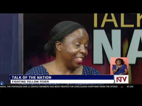 TALK OF THE NATION: Understanding yellow fever