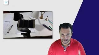 Como fazer uma videoaula simples (Para Professores)