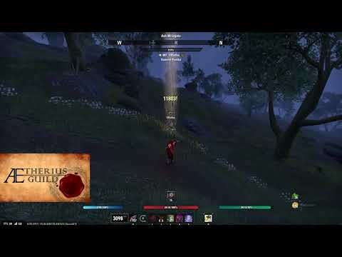 Ranged Class — Elder Scrolls Online
