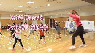 畑田 美紀 DANCE AERO!!!!