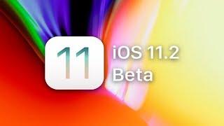 iOS 11.2 Beta 1 - Старичок iPhone 5S ожил и другие изменения