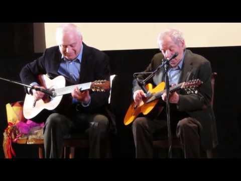 Выступление Петра Тодоровского и Сергея Никитина