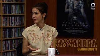 Mi cine, tu cine - Cassandra Ciangherotti