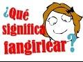 ¿Qué significa fangirlear?