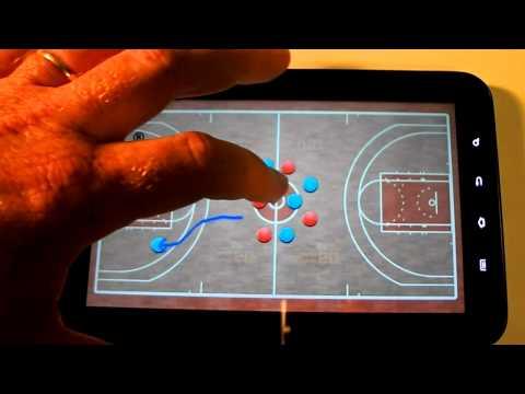 Video of SportsBoards2D