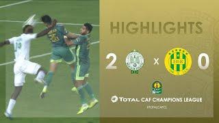 CL CAF : RAJA 2-0 JSK