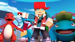 Minecraft: Pokemon Ruby - Treinando Para A Liga #03